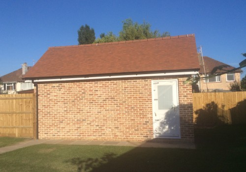 Brickwork and Roofing for NJS Developments