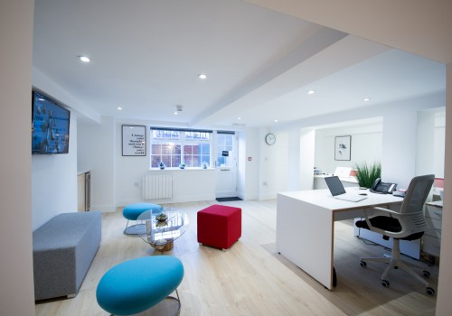 Hampshire Terrace Office Renovation