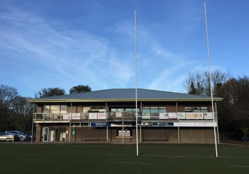 Chichester Rugby Club refurbishment by NJS Developments